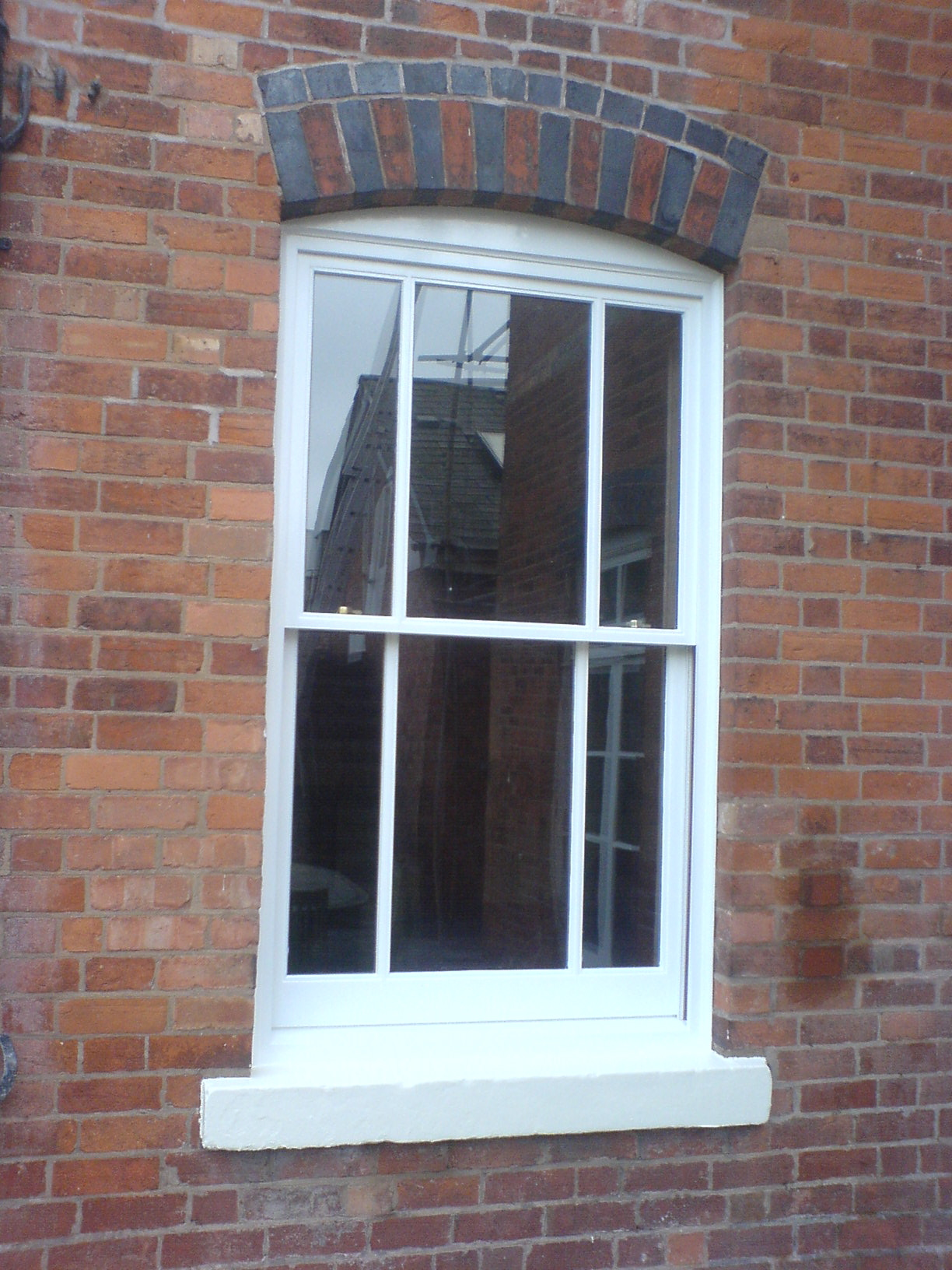 Carpentry joinery r whittingham for Sash double glazing