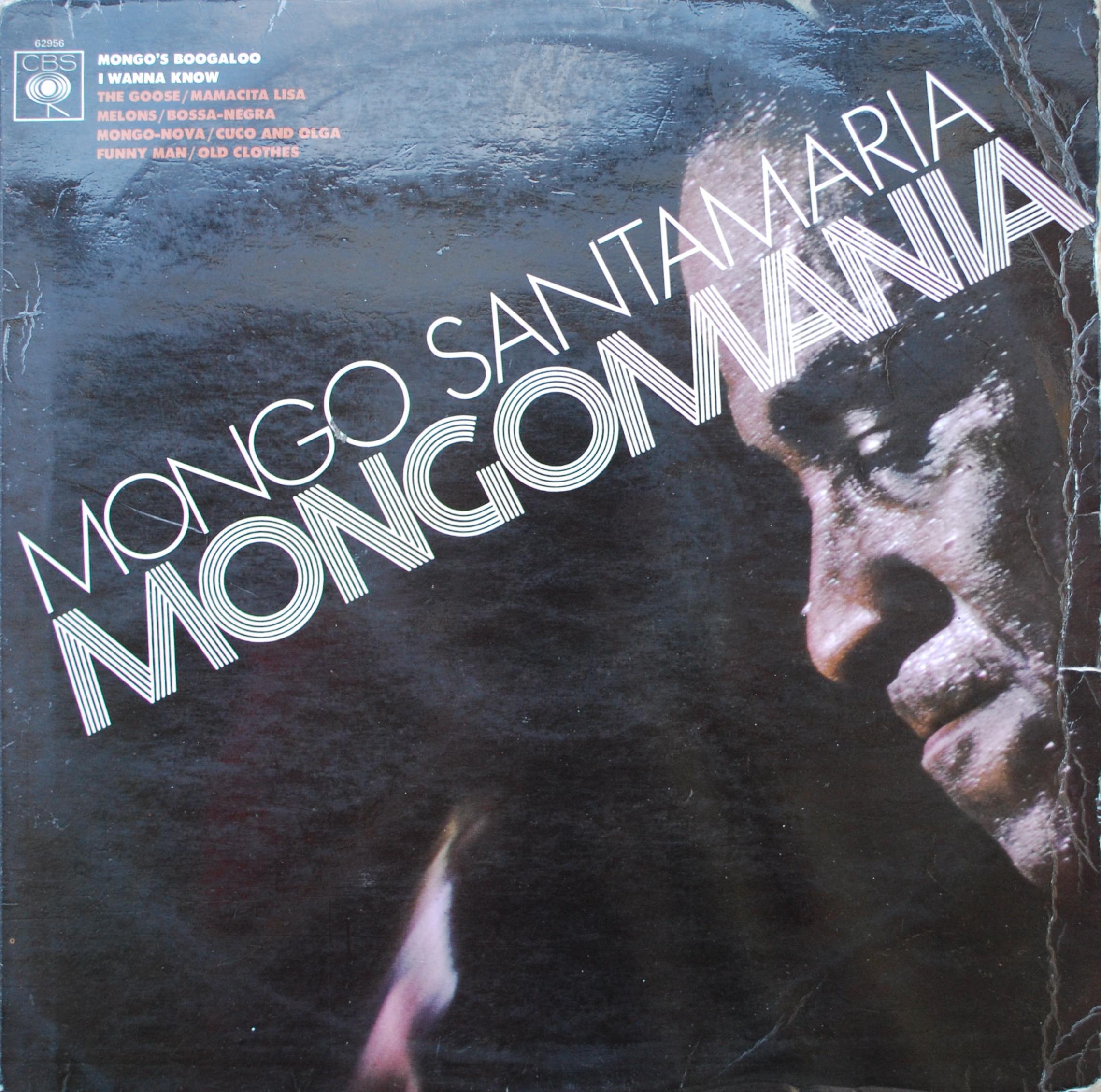 Mongo Santamaria - Mongo's Way