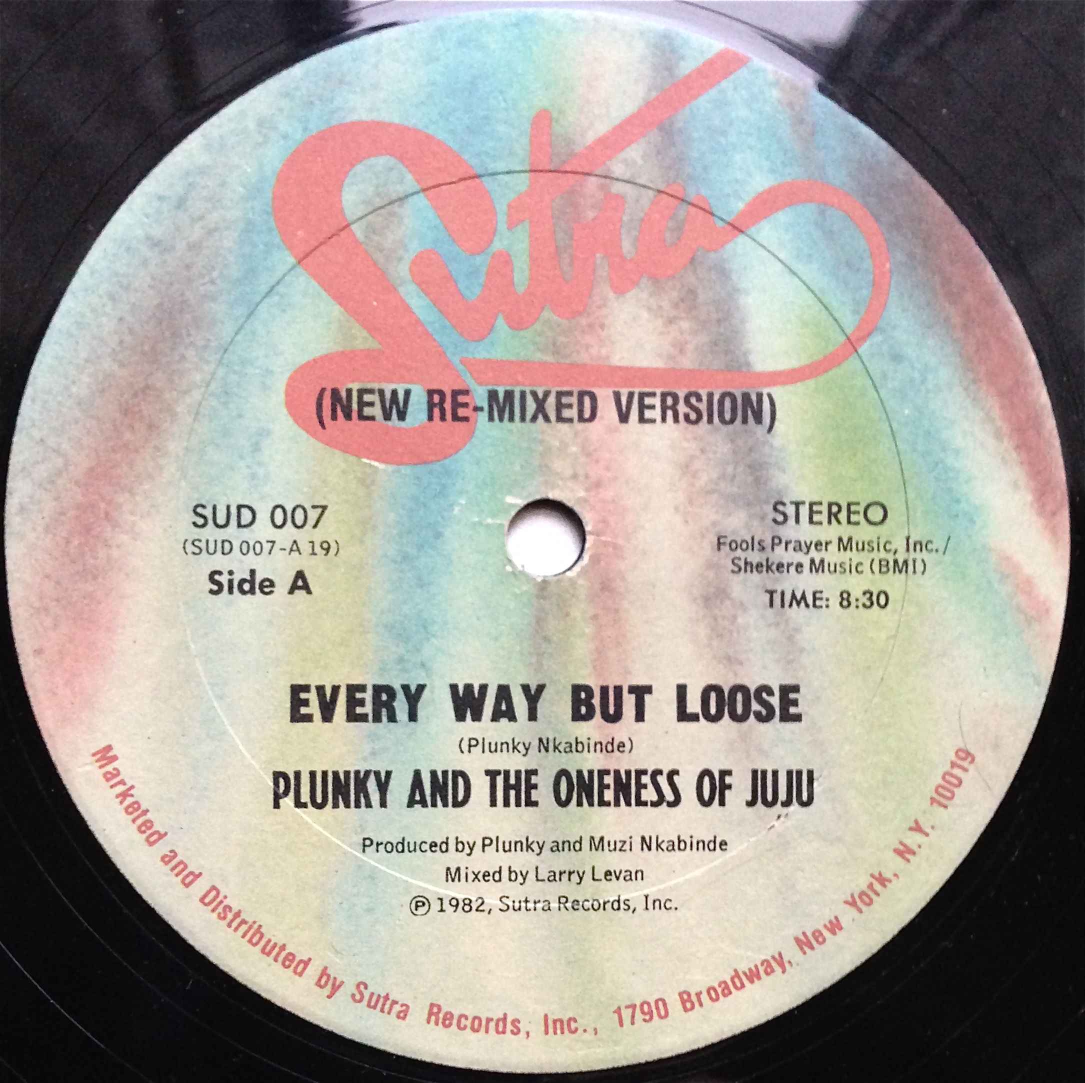 Oneness Of Juju - Every Way But Loose